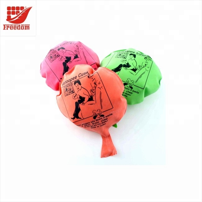 Customized Inflatable Toy Noisy Joking Gifts Whoopee Cushion