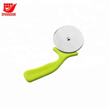Logo Customized Plastic Handle Pizza Cutter